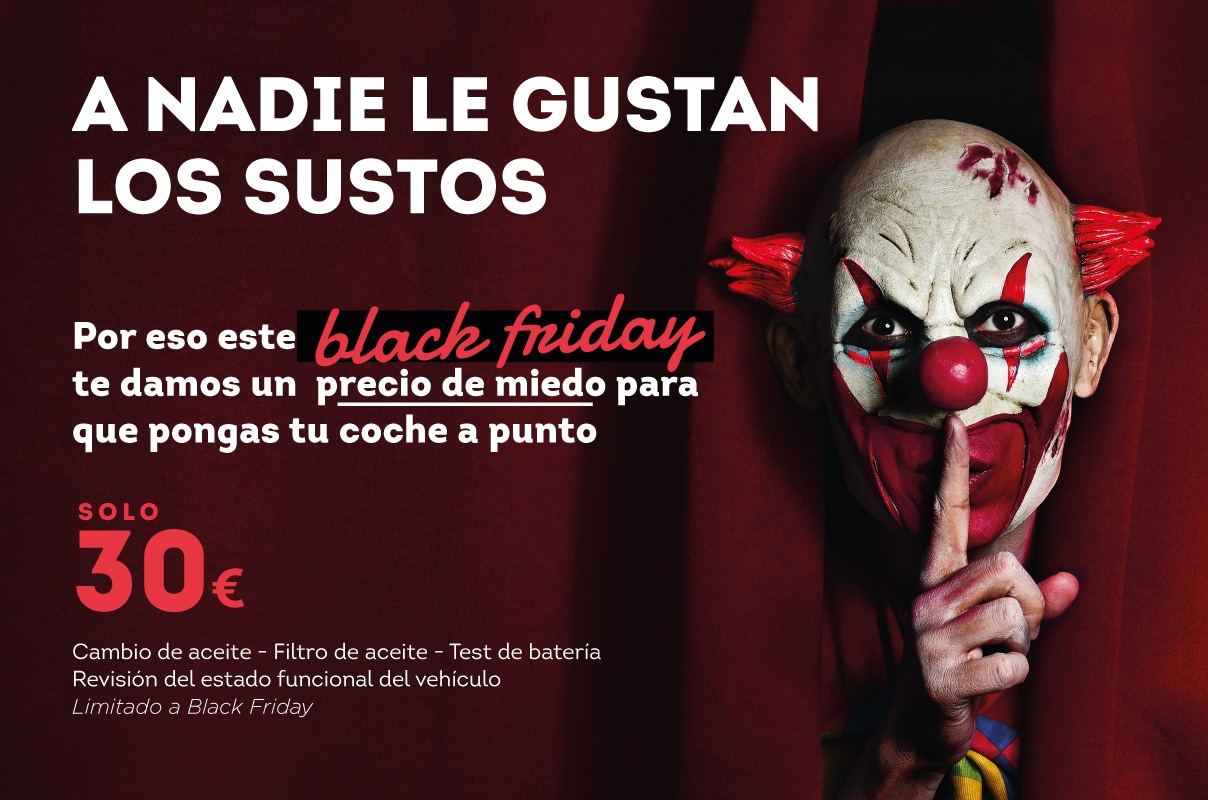 Promocion Black Friday